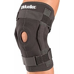 Mueller Hinged Wraparound Knee Brace   (#3333)