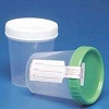 4 oz Specimen Cup 100 per Case Screw lid 8908761