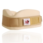 Cervical Collar with Vinyl Strap (CLR-6239)