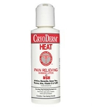 Cryoderm Heat 4 oz. Gel