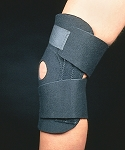 Wraparound Neoprene Knee Support  OSFM or XL (KNE-6407)