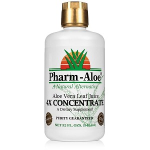 Pharm-Aloe® Aloe Vera Leaf Juice 32 Fl. Oz.