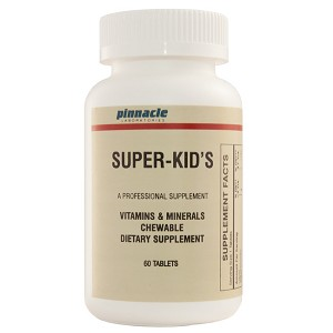 Pinnacle Super-Kid's Chewable Multi (60 Tablets)